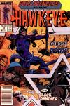 Cover for Solo Avengers (Marvel, 1987 series) #19 [Newsstand]