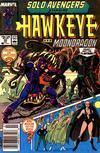 Cover for Solo Avengers (Marvel, 1987 series) #20