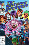 Cover for West Coast Avengers (Marvel, 1985 series) #2 [Direct]