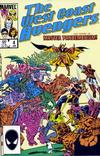 Cover for West Coast Avengers (Marvel, 1985 series) #4 [Direct]