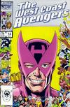 Cover for West Coast Avengers (Marvel, 1985 series) #14 [Direct]