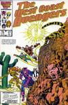 Cover for West Coast Avengers (Marvel, 1985 series) #17 [Direct]