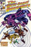 Cover for West Coast Avengers (Marvel, 1985 series) #19 [Direct]