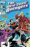 Cover Thumbnail for West Coast Avengers (1985 series) #36 [Direct Edition]