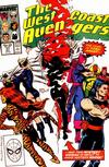 Cover Thumbnail for West Coast Avengers (1985 series) #37 [Direct Edition]