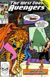 Cover Thumbnail for West Coast Avengers (1985 series) #42 [Direct]
