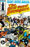 Cover for The West Coast Avengers Annual (Marvel, 1986 series) #2 [Direct]