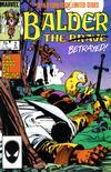 Cover for Balder the Brave (Marvel, 1985 series) #2 [Direct Edition]
