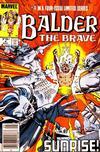 Cover for Balder the Brave (Marvel, 1985 series) #4 [Newsstand Edition]