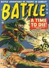 Cover for Battle (Marvel, 1951 series) #8