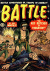 Cover for Battle (Marvel, 1951 series) #10
