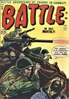 Cover for Battle (Marvel, 1951 series) #13