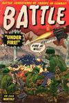 Cover for Battle (Marvel, 1951 series) #19