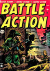 Cover for Battle Action (Marvel, 1952 series) #4
