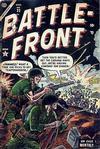 Cover for Battlefront (Marvel, 1952 series) #22