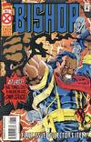 Cover for Bishop (Marvel, 1994 series) #1 [Direct Edition]