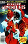 Cover for Bizarre Adventures (Marvel, 1981 series) #34