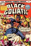 Cover for Black Goliath (Marvel, 1976 series) #1 [Regular Edition]