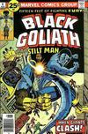 Cover Thumbnail for Black Goliath (1976 series) #4 [25¢ Regular Cover]