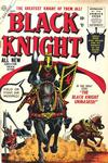 Cover for Black Knight (Marvel, 1955 series) #3