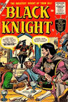 Cover for Black Knight (Marvel, 1955 series) #4