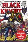 Cover for Black Knight (Marvel, 1955 series) #5