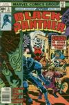 Cover for Black Panther (Marvel, 1977 series) #3