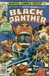 Cover for Black Panther (Marvel, 1977 series) #6