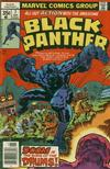 Cover for Black Panther (Marvel, 1977 series) #7 [Regular Edition]