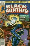 Cover for Black Panther (Marvel, 1977 series) #11 [Regular Edition]