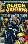 Cover for Black Panther (Marvel, 1977 series) #12 [Regular Edition]