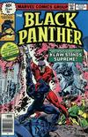 Cover for Black Panther (Marvel, 1977 series) #15 [Regular Cover]