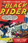 Cover for Black Rider (Marvel, 1950 series) #14