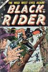 Cover for Black Rider (Marvel, 1950 series) #22