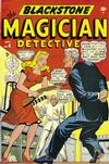 Cover for Blackstone the Magician (Marvel, 1948 series) #4