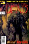 Cover for Book of the Dead (Marvel, 1993 series) #1