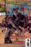 Cover for Book of the Dead (Marvel, 1993 series) #4