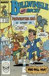 Cover for Bullwinkle and Rocky (Marvel, 1987 series) #4 [Direct Edition]