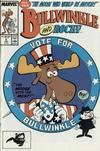 Cover for Bullwinkle and Rocky (Marvel, 1987 series) #8 [Direct Edition]