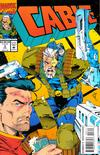 Cover for Cable (Marvel, 1993 series) #3 [Direct Edition]