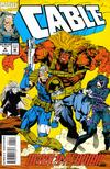 Cover for Cable (Marvel, 1993 series) #4 [Direct Edition]