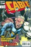 Cover for Cable (Marvel, 1993 series) #5 [Direct Edition]