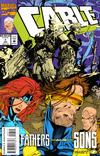 Cover for Cable (Marvel, 1993 series) #7 [Direct Edition]