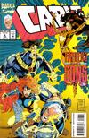 Cover for Cable (Marvel, 1993 series) #8 [Direct Edition]