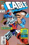 Cover for Cable (Marvel, 1993 series) #11 [Direct Edition]