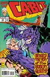 Cover for Cable (Marvel, 1993 series) #14 [Direct Edition]