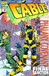 Cover for Cable (Marvel, 1993 series) #16 [Foil Enhanced Cover]