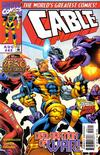 Cover for Cable (Marvel, 1993 series) #45 [Direct Edition]