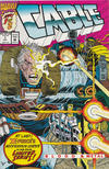 Cover Thumbnail for Cable - Blood and Metal (1992 series) #1 [Direct]