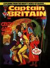 Cover for Captain Britain (Marvel UK, 1985 series) #2